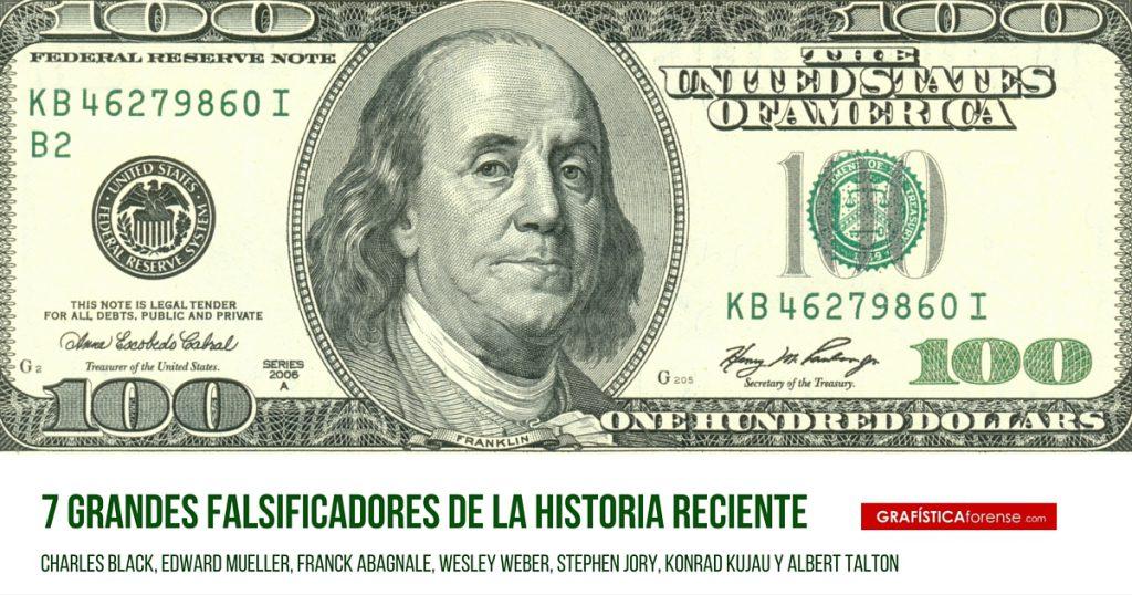 7 Grandes falsificadores de la historia reciente
