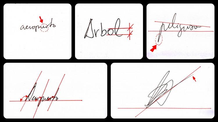 grafologia, grafistica forense, psicologia, perito calígrafo
