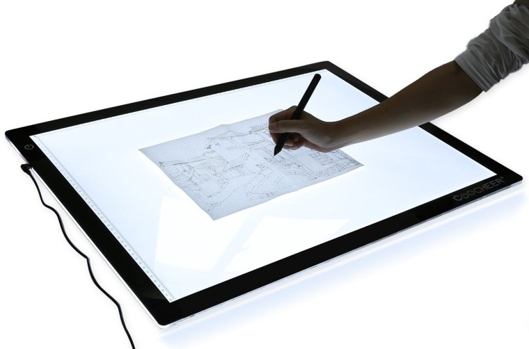 light box pad