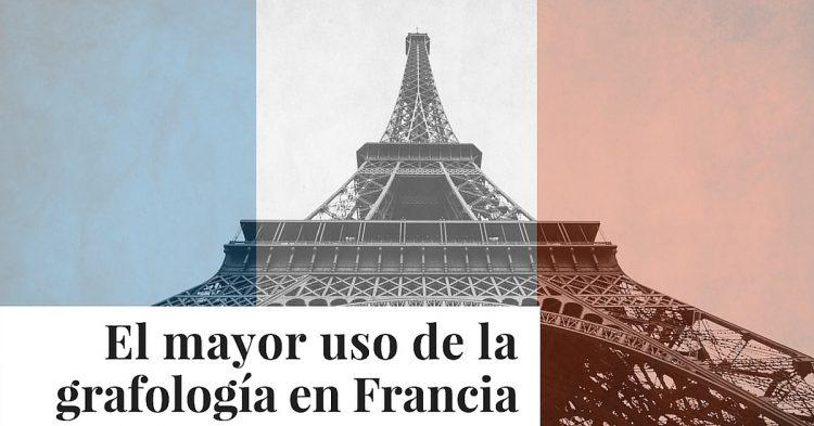 grafologia en francia